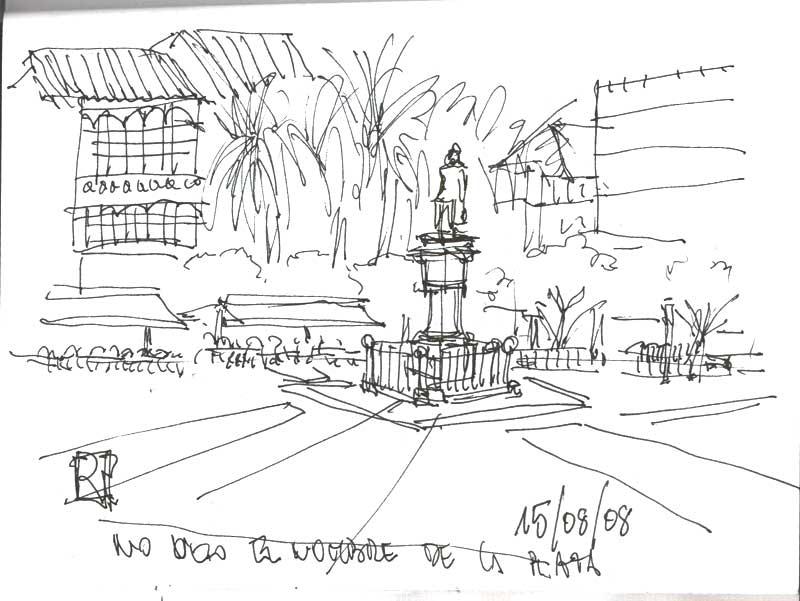Plaza de Ferrol