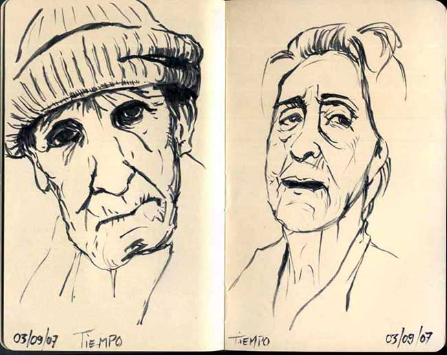 retrato-ancianos-tinta
