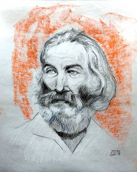 Walt-Whitman-grafito