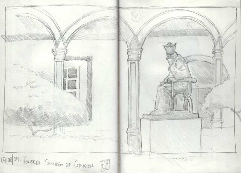 Estatua Fonseca
