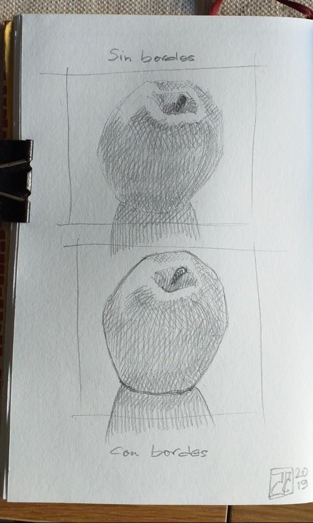 Manzana grafito
