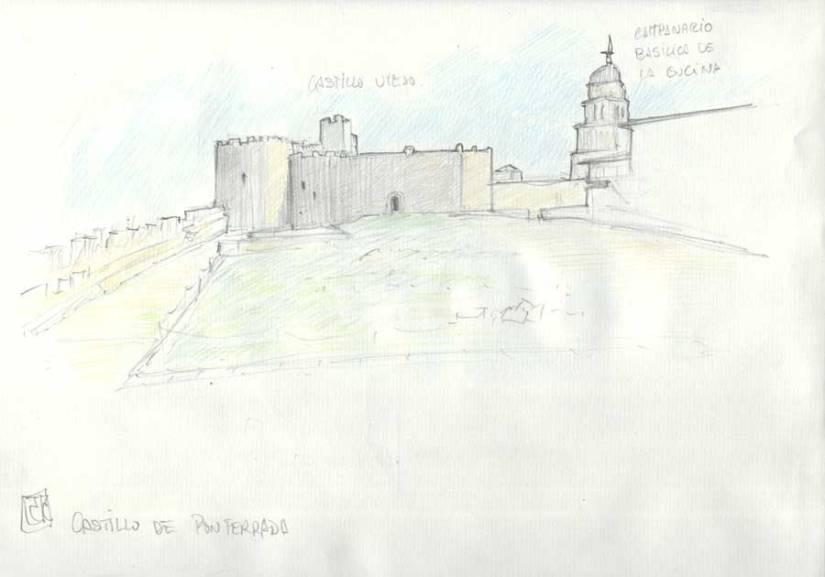 Castillo de Ponferrada castillo viejo