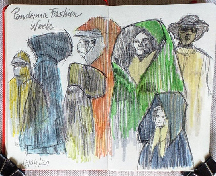 Vestimenta pandemia