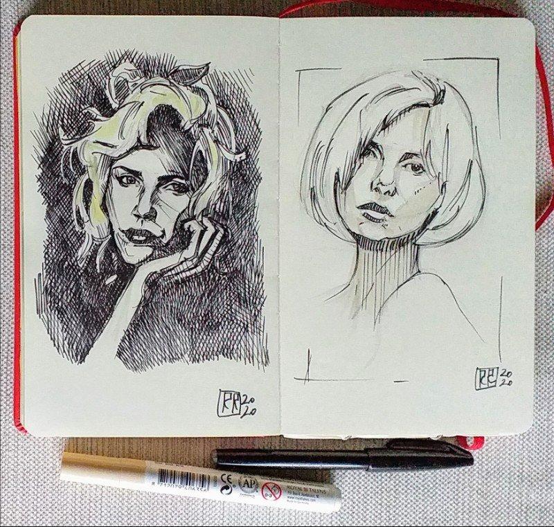 Retratos chicas