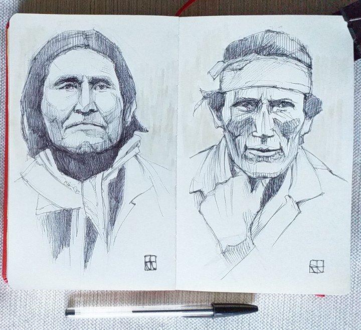 Retrato etnicos