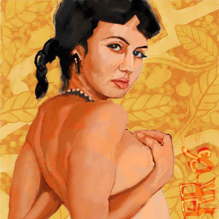Desnudo digital 03