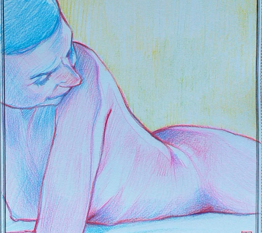 Desnudo color