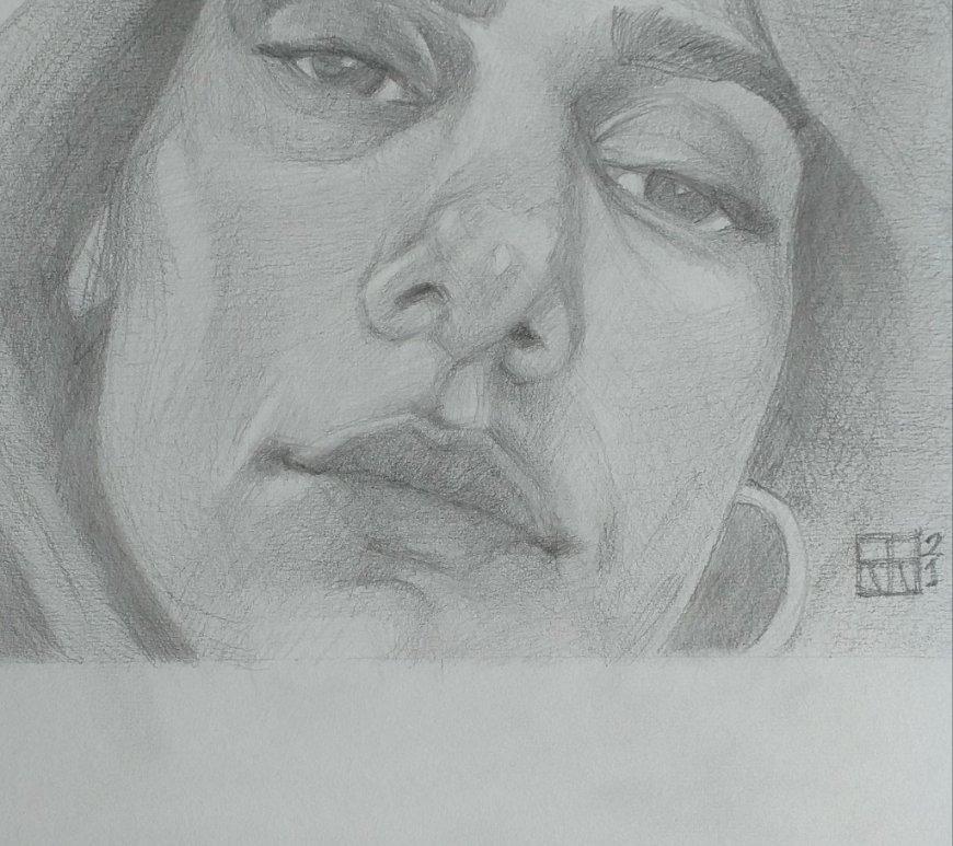 Retrato de Mía Khalifa